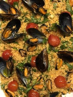 Couscous, Kitchen Confidential, Little Chef, Food Obsession, Antipasto, Gnocchi, Fett, Paella, Finger Foods