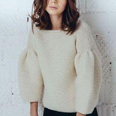 Самые модные свитеры, которые согреют вас зимой 2018   Femmie