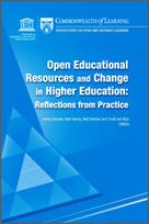 Commonwealth of Learning - Perspectives on Open and Distance Learning: Open Educational Resources and Change in Higher Education: Reflections from Practice via @Gconole