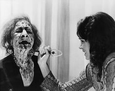 Behind the scenes of the 1977 film, Suspiria