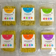 MANINIS Gluten Free has raised the bar with NEXT GENERATION RICE-FREE mixes and fresh pasta made with ANCIENT GRAINS...TASTING IS BELIEVING