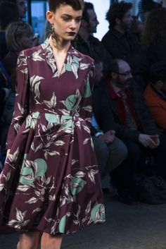 ph. Efisio. Behind the scenes F/W 2014-15 Womenswear Fashion Show Antonio Marras