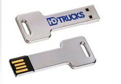 USB Llave Plata. BC31055 (4GB), BC31056 (8GB), BC31057 (16GB). Ponle tu marca!