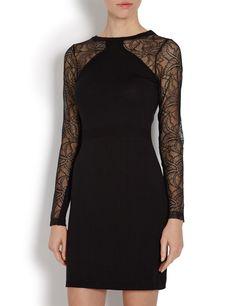 #morgandetoi- #fashion #robe #noire #dress