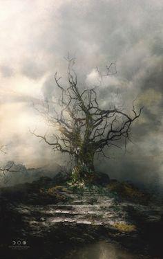 DividingME - The Magic and Imaginary Realism of Rusty McDonald