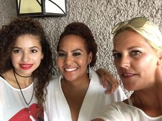 VO evolution in Vallarta ! We spend such a great time with our guests this afternoon, congratulations to Keyanna looking stunning,  #BridalHair by Natacha #BridalMakeup by Diana #BridesmaidsMakeup by Manuel #WeddingsPuertoVallarta #VallartaMakeupArtists #AirbrushMakeupVallarta #PuertoVallartaWeddings  www.vo-evolution.com