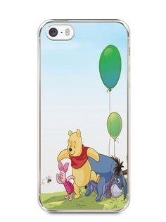 Capa Iphone 5/S Ursinho Pooh - SmartCases - Acessórios para celulares e tablets :)