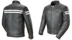 Custom #Handmade Mens Classic Leather #Jacket #Handmade #Motorcycle
