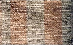 Textured yarn sample- plain weave example