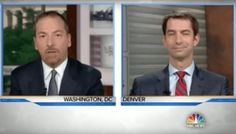In Disastrous Interview, GOP Sen. Tom Cotton Fails Miserably Trying to Defend Donald Trump (Video)