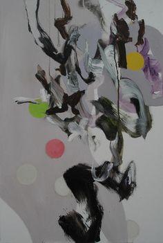 "Saatchi Online Artist Wayne Mok; Painting, ""Astral #4"""