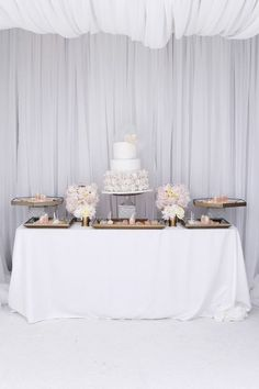 Nare's Luxe Bridal Shower   Melody Melikian Photography