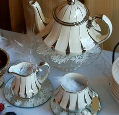 Beautiful Tea set from England