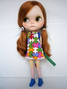Cutest doll ever.