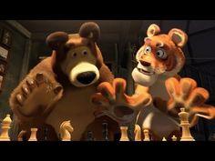 Маша и Медведь - Ход конем (Masha and the Bear - Knight's move)