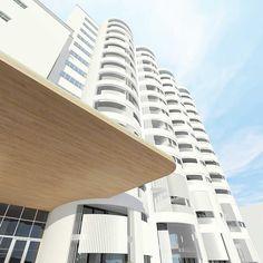 Loft conversion of Tervahovi Silos by Archeus Architects