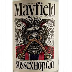 Mayfield Sussex Hop Single Farm Gin