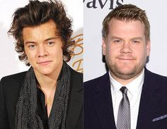 Harry Styles FaceTimes James Corden Before His Week-Long Residency on Late Late Show