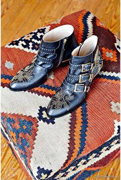 Susanna boots de Chloé !