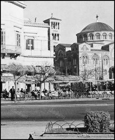 Old Greek, Ancient Greek, East Coast, Athens, Old Photos, Taj Mahal, Greece, The Past, Urban