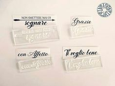Voglia di...timbri clear 😍  https://fantacartando.blogspot.it/2017/09/voglia-ditimbri-clear.html #fantacartando #cardmaking #papercraft #scrapbooking #journaling #planner #stamping #stamp #timbro #nonsmetteremaidisognare #neverstopdreaming #grazie #thankyou #thanks #conaffetto #withlove #tivogliobene #stationery
