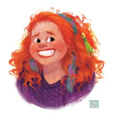 Some illustrations and character sketches from the novel Eleanor & Park by Rainbow Rowell. Character Sketches, Character Design References, Character Concept, Character Drawing, Fanart, Eleanor Y Park, Smile Drawing, Rainbow Rowell, Book Characters