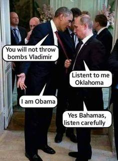 Putin | Obama | Humor