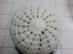 (4) Name   Crocheting   Spiral Kufi Hat Crochet Rugs 96208026206