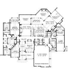 Interesting plans. Would love to see the model of this home before committing to it though.