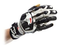 Like the Handroid full race glove, the Pod's live exoskeleton covers the fingers and thumbs, allowing unrestricted movement and linking to the gel-lined metapod, that covers the metacarpals and provides added protection for the back of the hand.