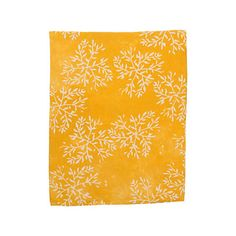 I would not pay 148 bucks for this table runner, but I would buy a yellow table cloth and paint this simple design on it.