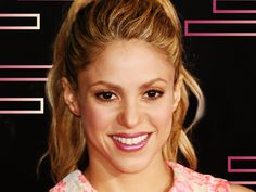 Shakira Dances Whenever Wherever  Even While Getting Her Hair Curled