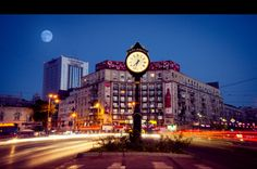 Romana Square, Bucharest, RO (by Rula Sibai)