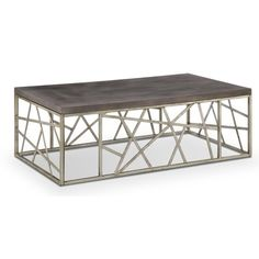 Found it at AllModern - Hiers Rectangle Coffee Table