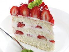 Pastel de Fresa | Este pastel de fresa sorprenderá a todos tus invitados, es un postre sencillo pero delicioso, tienes que probarlo.