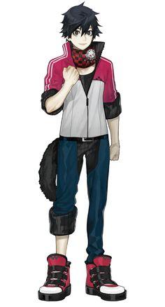 ✧ #characterconcepts ✧ Ray Gigant (RPG) - Ichiya Amakaze