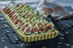 Honey And Mascarpone Tart With Fresh Figs | Australian FlavoursAustralian Flavours | Australian Flavours