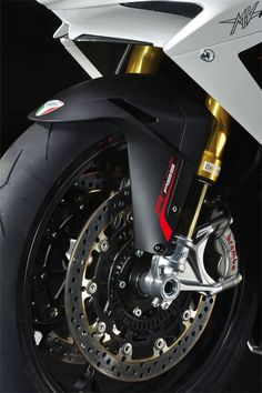 MV Augusta F4 Supersport now with ABS. #MvAgustaBikes