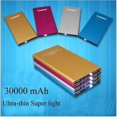 $29.98 (Buy here: https://alitems.com/g/1e8d114494ebda23ff8b16525dc3e8/?i=5&ulp=https%3A%2F%2Fwww.aliexpress.com%2Fitem%2FTianshu-30000-mAh-Potable-2USB-Super-light-Power-bank-Battery-charger-External-Battery-Backup-for-Mobile%2F32604024556.html ) 30000 mAh Power bank 2 USB external battery LED portable charger super light Battery Bank for iPhone Sumsung Mobile Universal for just $29.98
