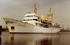 Merchant Marine, 23 November, Aerial Photography, Water Crafts, Abandoned, Amsterdam, Sailing, Ocean, Cruise Ships