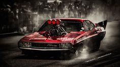 1970 Dodge Challenger R/T Dragster by AmericanMuscle.deviantart.com on @DeviantArt