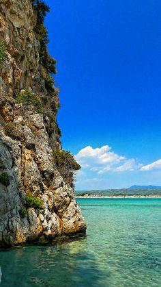 Voidokilia, Peloponese , Greece