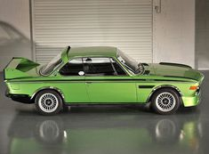BMW E9 3.0 CSL. *i am so sorry. I was busy drawing. I will complete Daddy Yankee at 10:00PM.