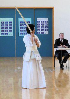 Kendo Kata No.4 | Flickr - Photo Sharing!