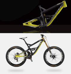 GT Bicycles Fury mountain bike