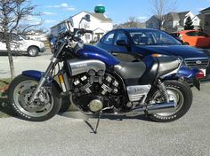 1993 Yamaha Vmax 1200, Hainesville IL - - Cycletrader.com