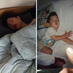BTOB Sungjae Then and Now: Adorable Sleep Habits Are Forever