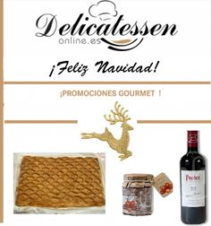 ¿Quieres disfrutar de unos productos Delicatessen? ¡Síguenos, comparte y participa en nuestro cuarto sorteo!