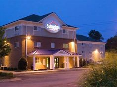 Hampton (VA) Suburban Extended Stay Hotel Hampton United States, North America Stop at Suburban Extended Stay Hotel Hampton to discover the wonders of Hampton (VA). The hotel offers a wide range of amenities and perks to ensure you have a great time. Take advantage of the hotel's Wi-Fi in public areas, car park, pets allowed. Each guestroom is elegantly furnished and equipped with handy amenities. The hotel offers various recreational opportunities. Suburban Extended Stay Hote...