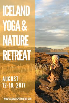 Glaciers, Waterfalls & Rainbows. Magical Iceland : Vinyasa Flow & Hang Music Retreat with Dagmar & Gaudan August 2017, book now info:http://dagmarspremberg.com/iceland-yoga-retreat-august-2017/